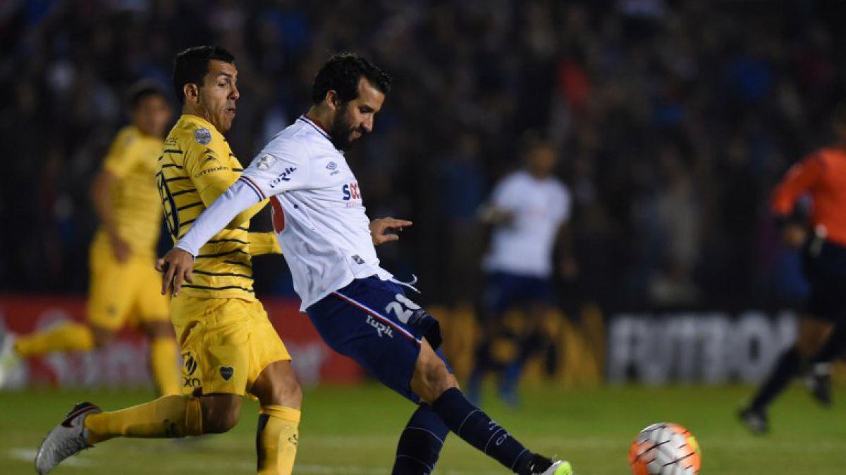 [Minuto a Minuto] Nacional y Boca empatan por la Copa Libertadores