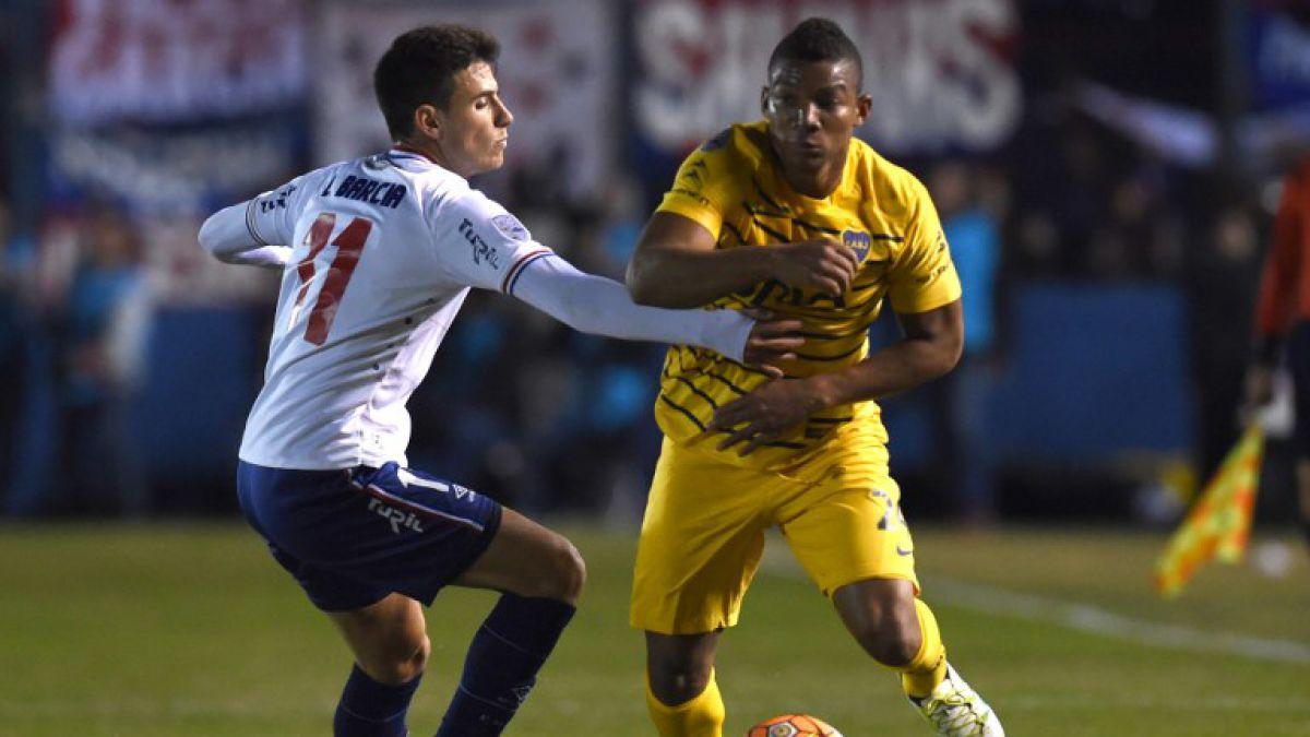 Nacional y Boca Juniors no se sacan ventaja en Copa Libertadores
