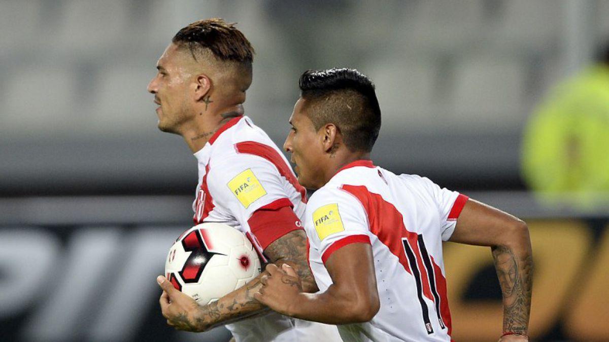 Paolo Guerrero lidera nómina final de Perú de cara a la Copa América Centenario
