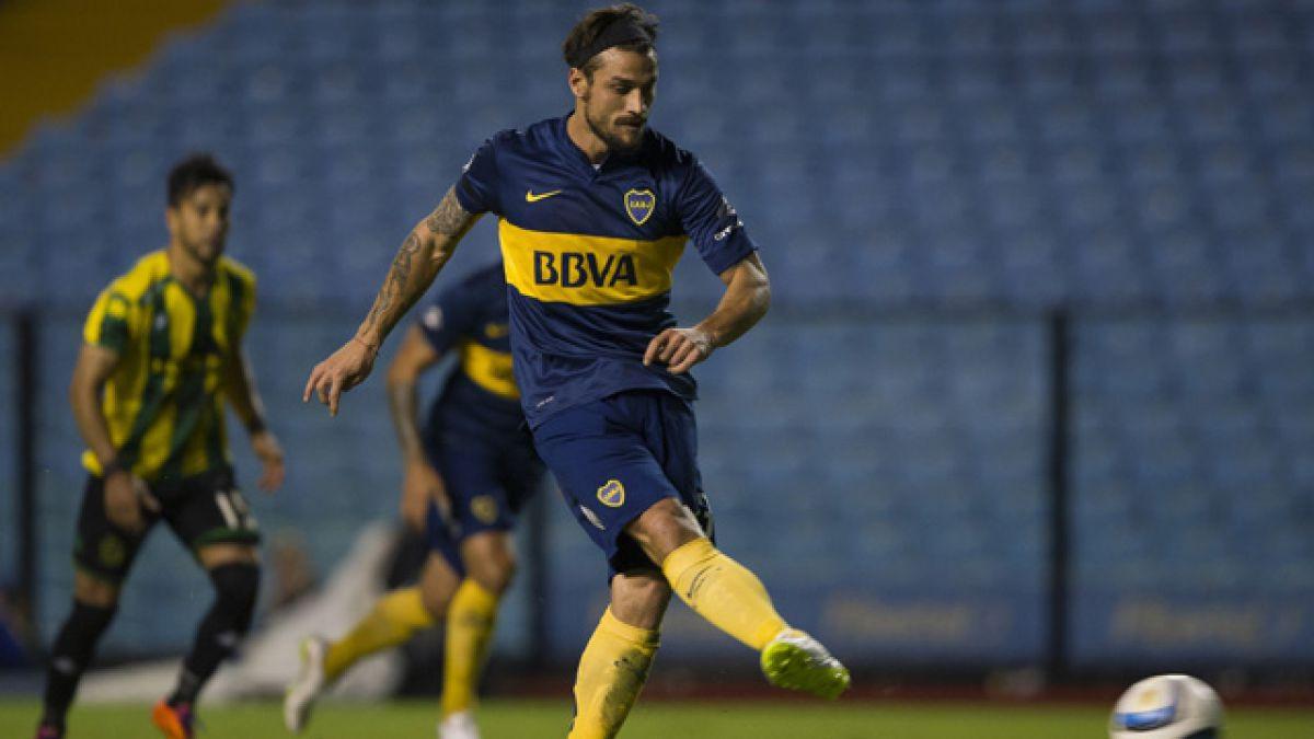 Daniel Osvaldo es separado de Boca Juniors tras polémica en Uruguay