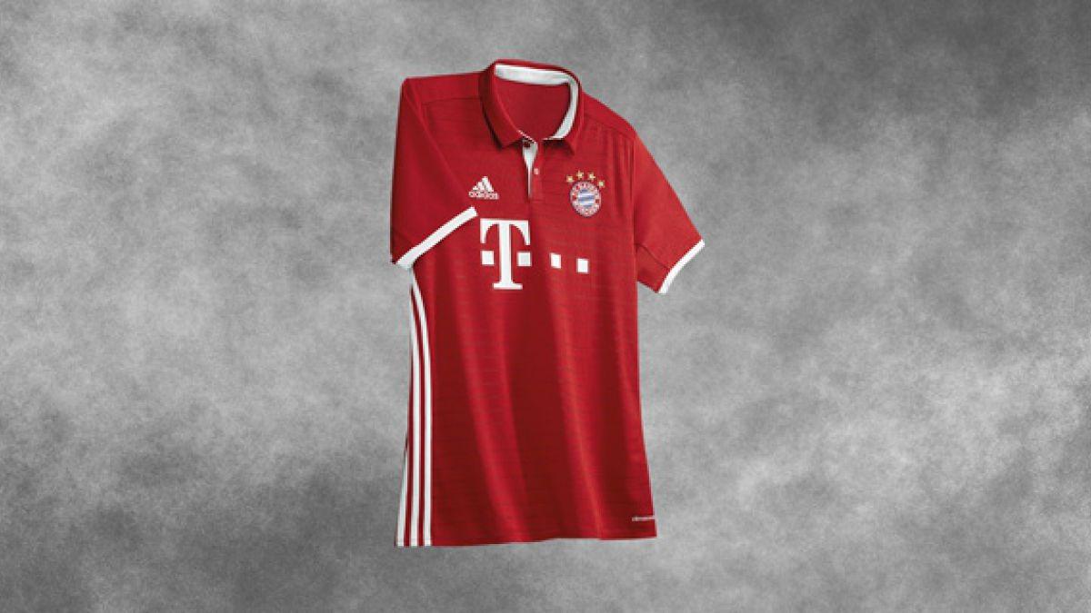 Bayern Munich de Arturo Vidal presenta su nueva camiseta para la próxima temporada