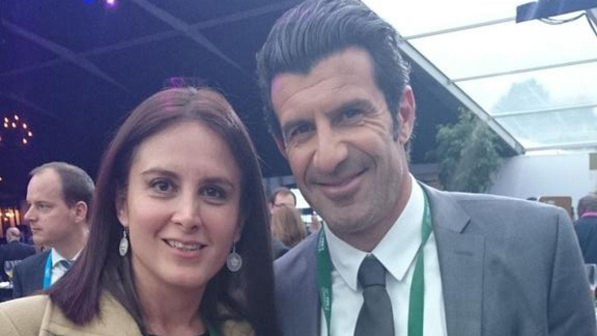 """Sol Muñoz, la """"futbolera"""" mujer que representará a la Conmebol ante la FIFA"""