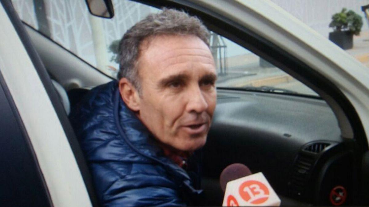 Marcelo Espina regresa a Buenos Aires y queda en suspenso su llegada a Colo Colo