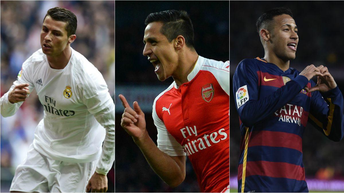 Desde Cristiano a Alexis: Medio francés especula con reemplazante de Ibrahimovic en PSG