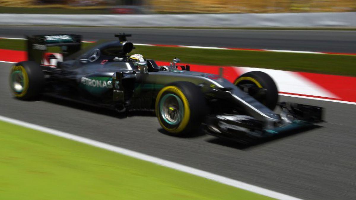 Fórmula Uno: Lewis Hamilton consigue la pole con Mercedes en el GP de España
