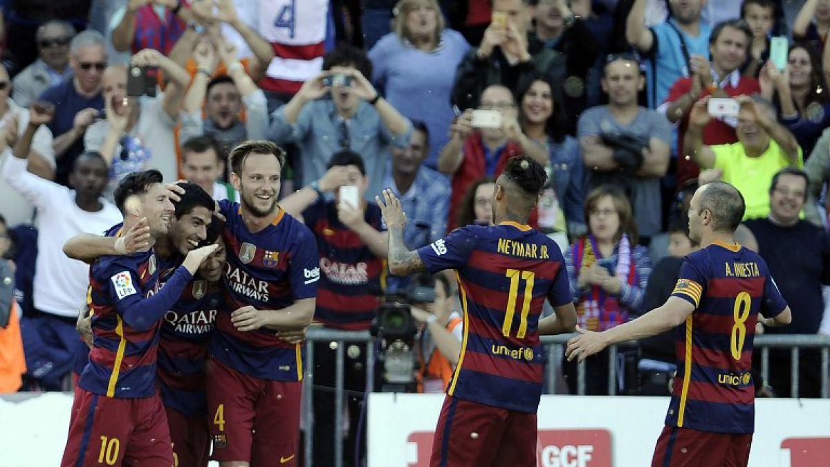 Claudio Bravo se titula bicampeón en España tras goleada de Barcelona