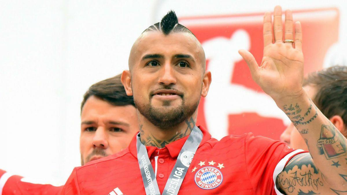 Arturo Vidal: Espero no tener límites, espero seguir ganando cosas