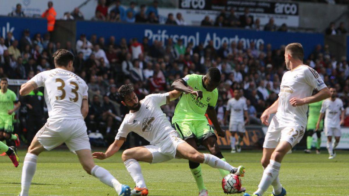 [Minuto a Minuto] Pellegrini afronta su último partido como técnico del City ante Swansea