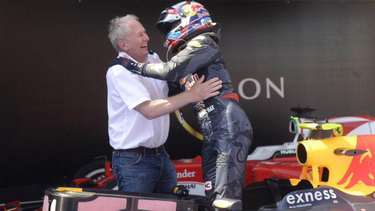 Fórmula Uno: Piloto de 18 años de Red Bull gana el GP de España