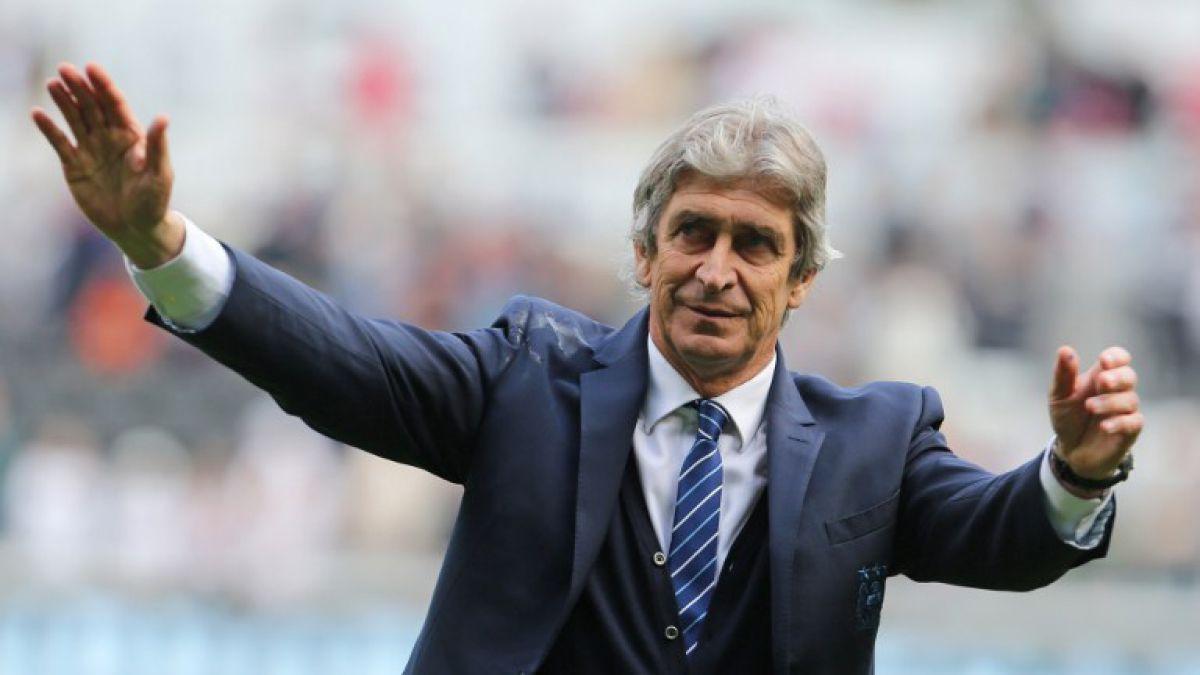 Pellegrini se despide del City con empate y logrando preclasificación a Champions