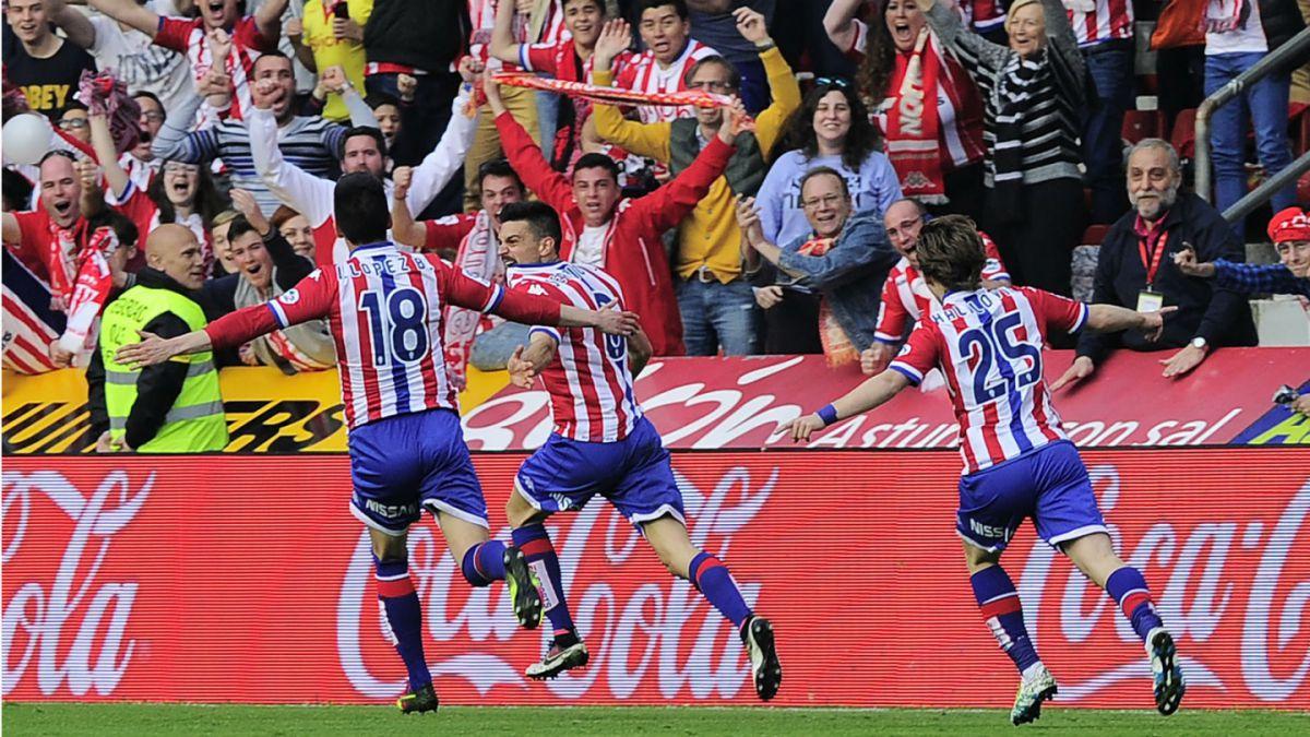 Liga española: Igor Lichnovsky salva la categoría y Manuel Iturra desciende