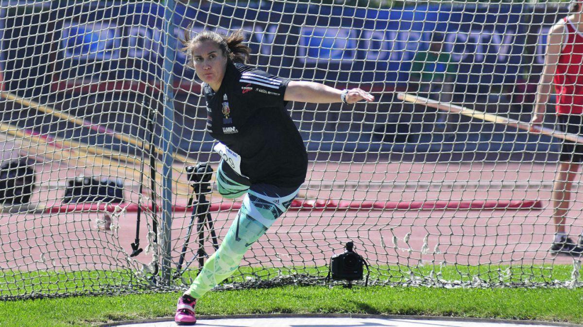 Karen Gallardo consigue el segundo oro para Chile en Campeonato Iberoamericano