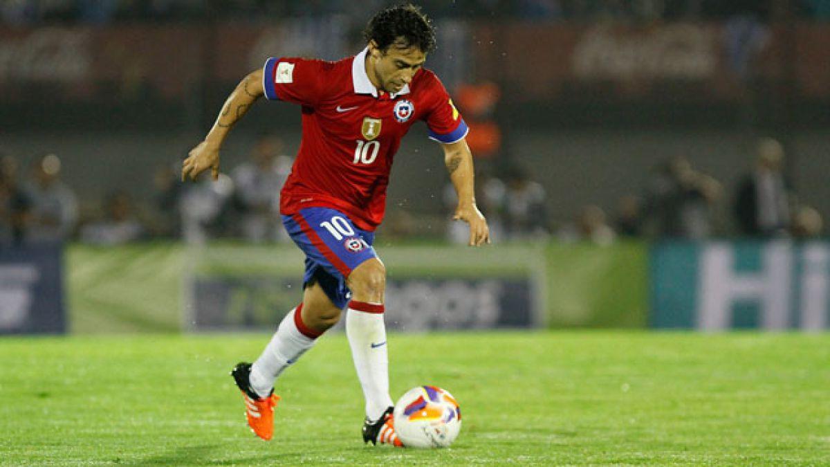 """Jorge Valdivia: """"Yo también voy a extrañar a la selección"""""""