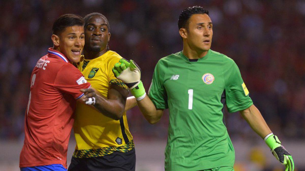Keylor Navas comanda la nómina de Costa Rica para la Copa América Centenario