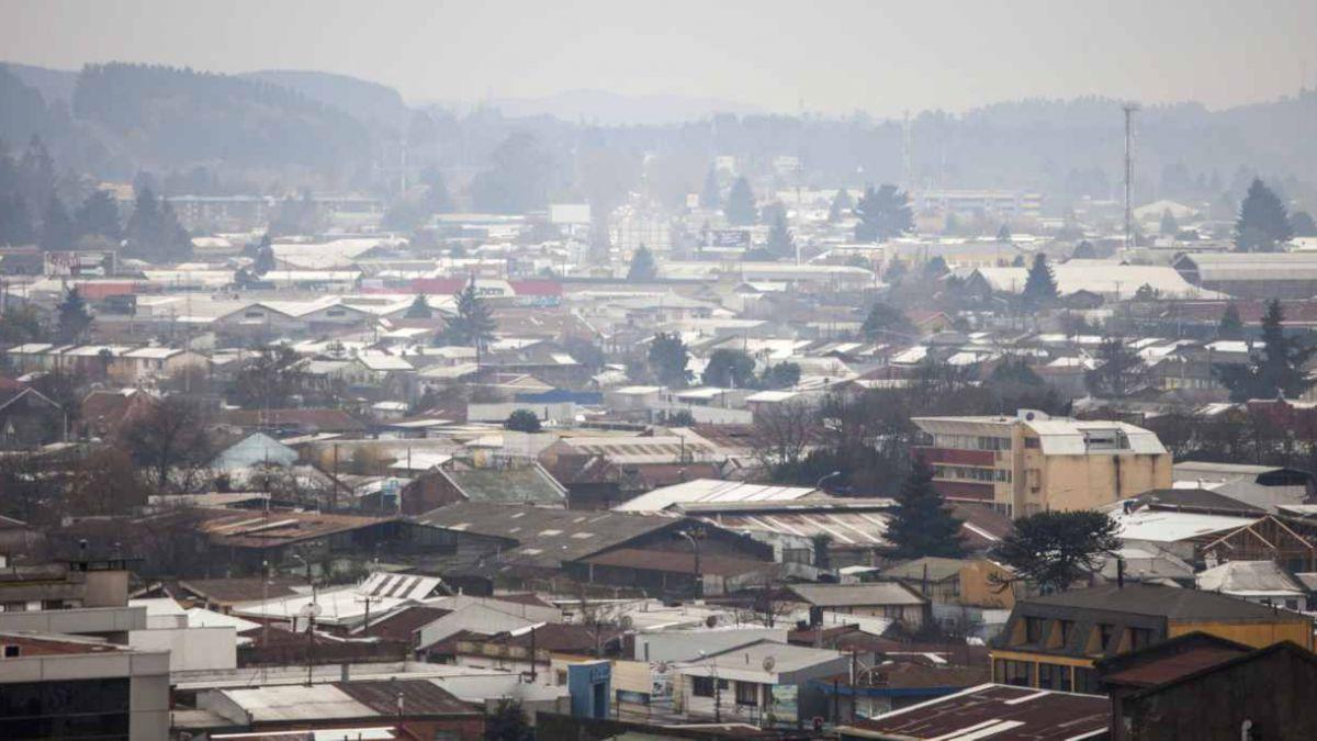 Pronostican emergencia ambiental para este viernes en Chillán y Chillán Viejo