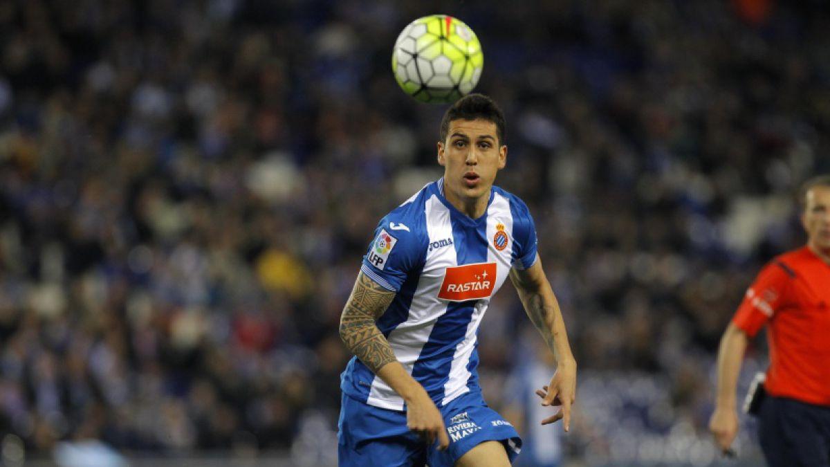 Enzo Roco no sigue en Espanyol tras término de su préstamo