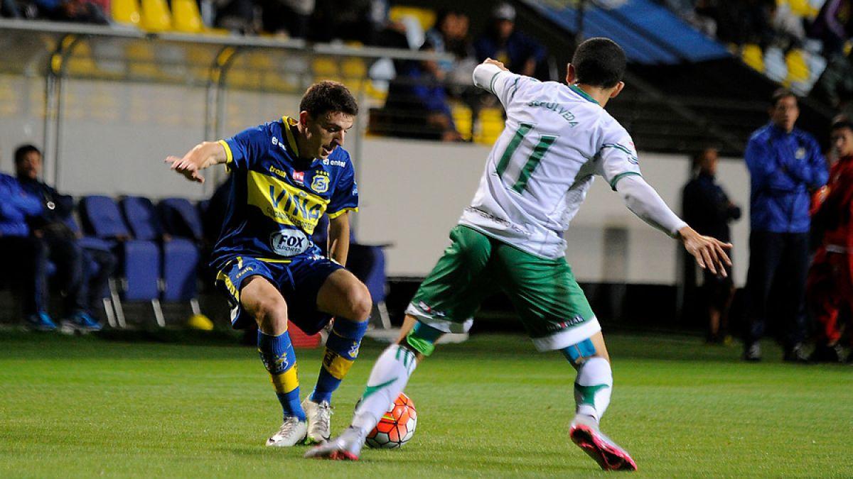 Everton y Puerto Montt salen a dar el primer golpe en gran final de Primera B