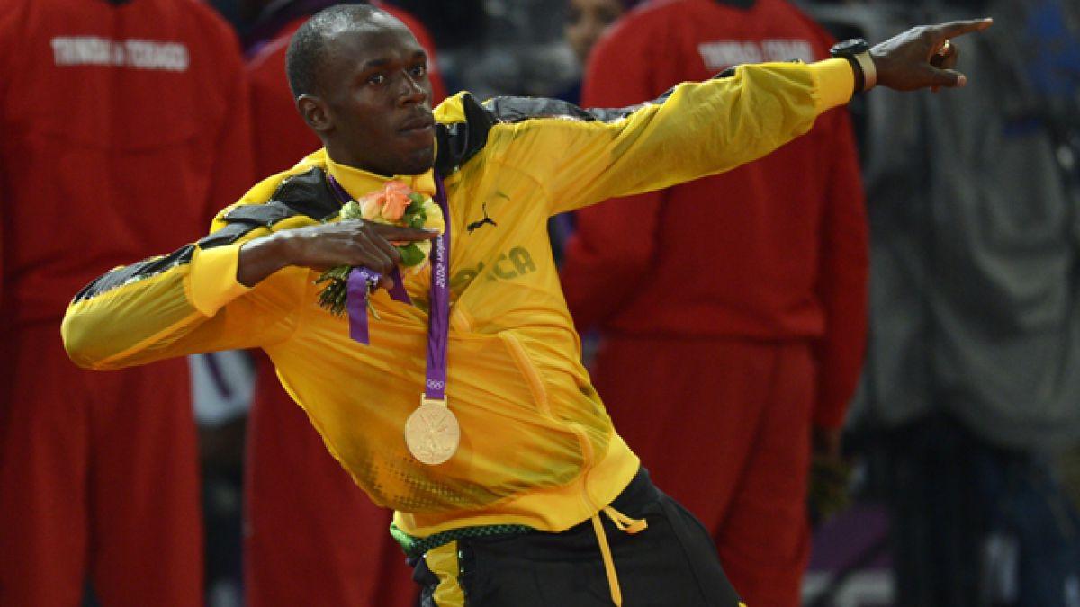 Una nueva lesión de Bolt, ¿la antesala de nuevas medallas?