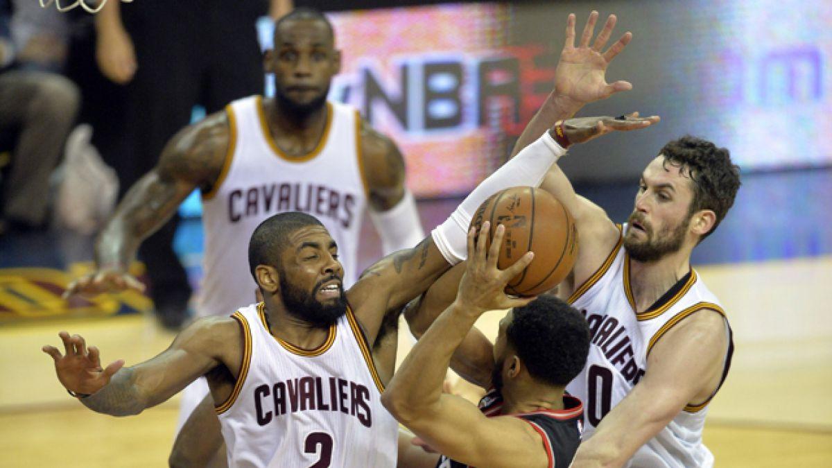 Cleveland Cavaliers vence a Toronto Raptors para ponerse arriba en la final del Este