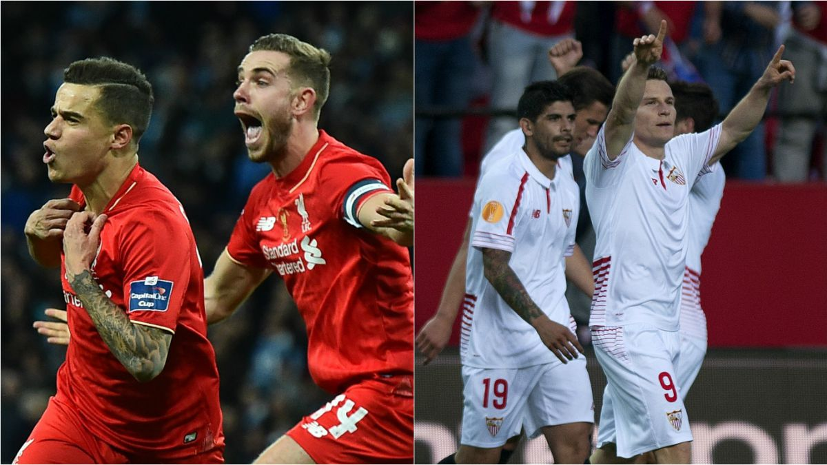 Liverpool y Sevilla se enfrentan para dirimir al nuevo campeón de la Europa League