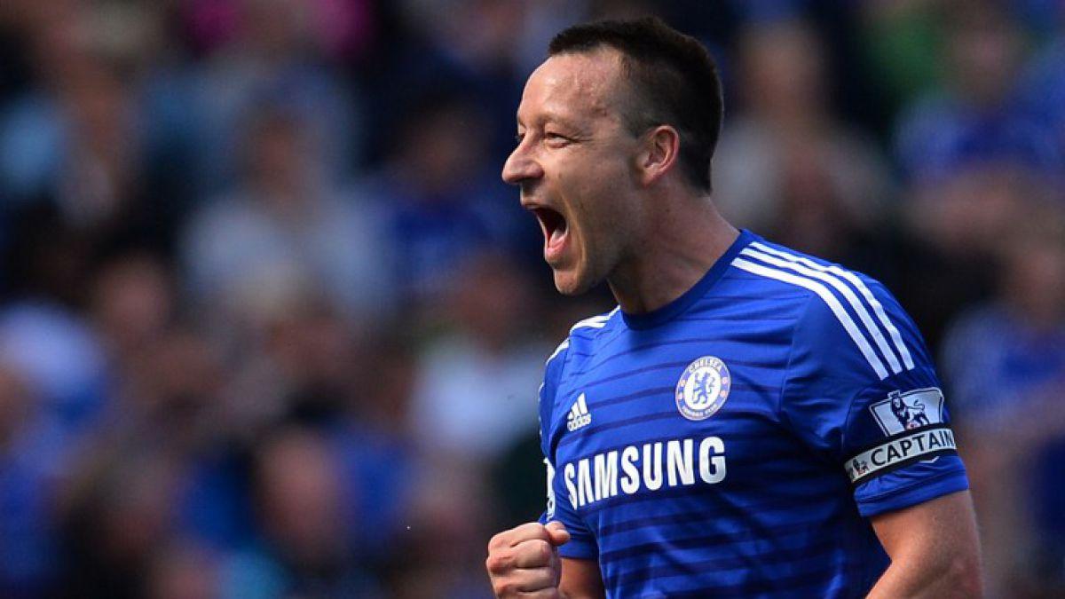 Fin al suspenso: John Terry renueva por un año más con Chelsea