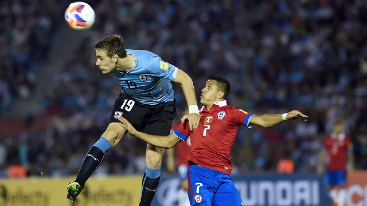 Uruguayo Sebastián Coates se perderá la Copa América Centenario por lesión