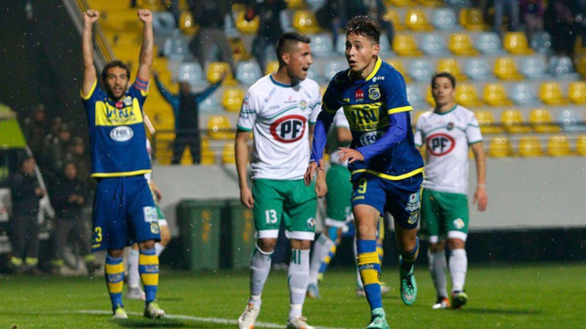 Everton vence a Puerto Montt y se ilusiona con el retorno a Primera División