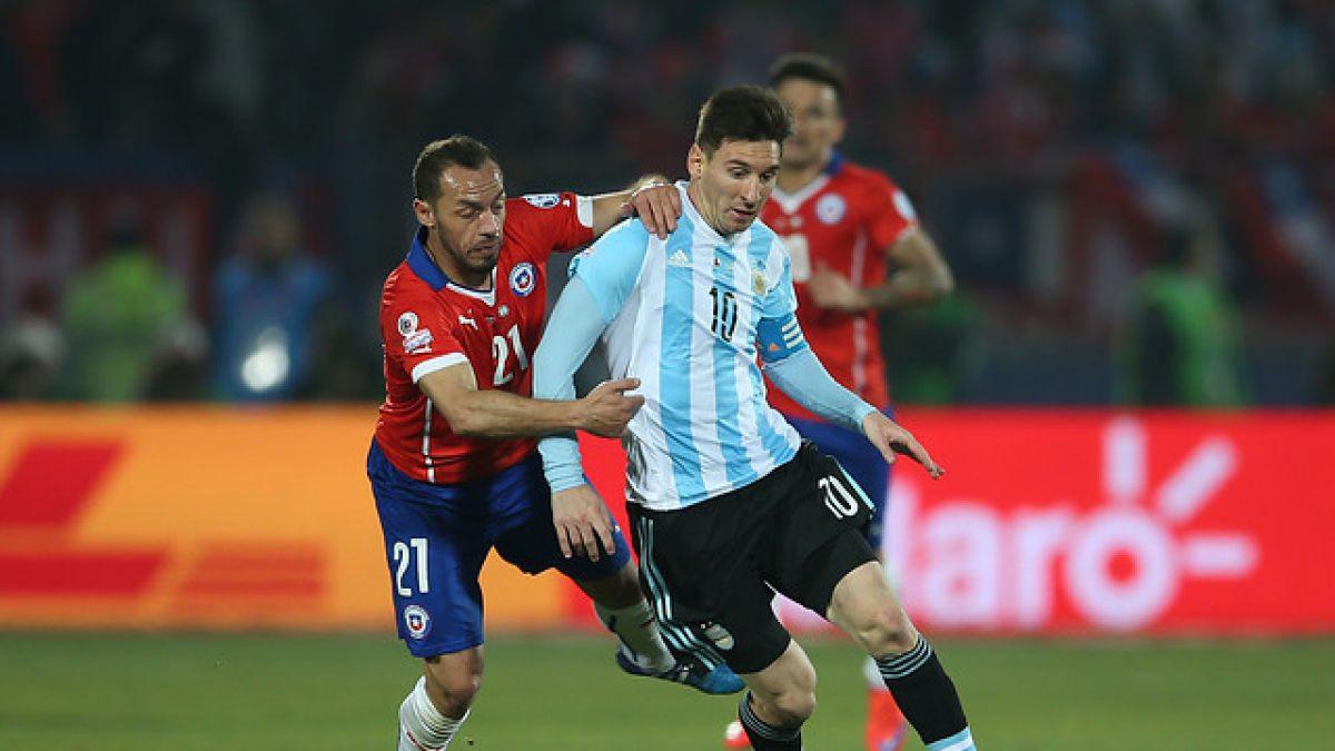 """Las figuras que enfrentará """"La Roja"""" en la fase de grupos de la Copa América Centenario"""