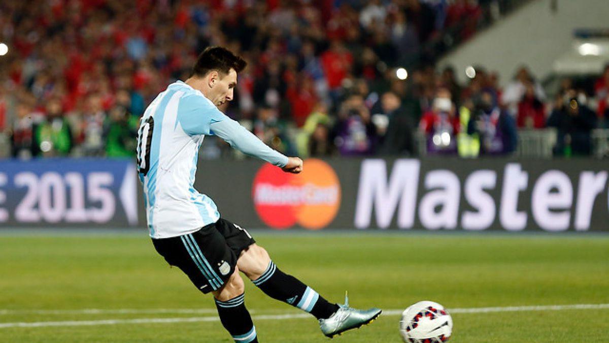 Lionel Messi se une a la selección de Argentina tras proceso judicial en Barcelona