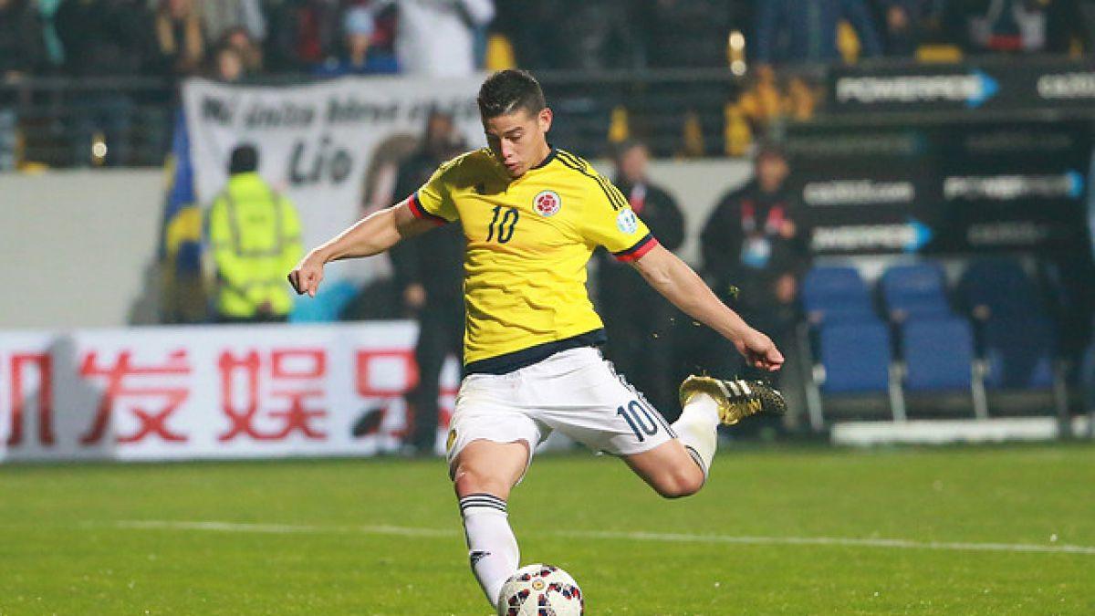 James Rodríguez solo estará en Copa América Centenario y no en los JJ.OO. de Río