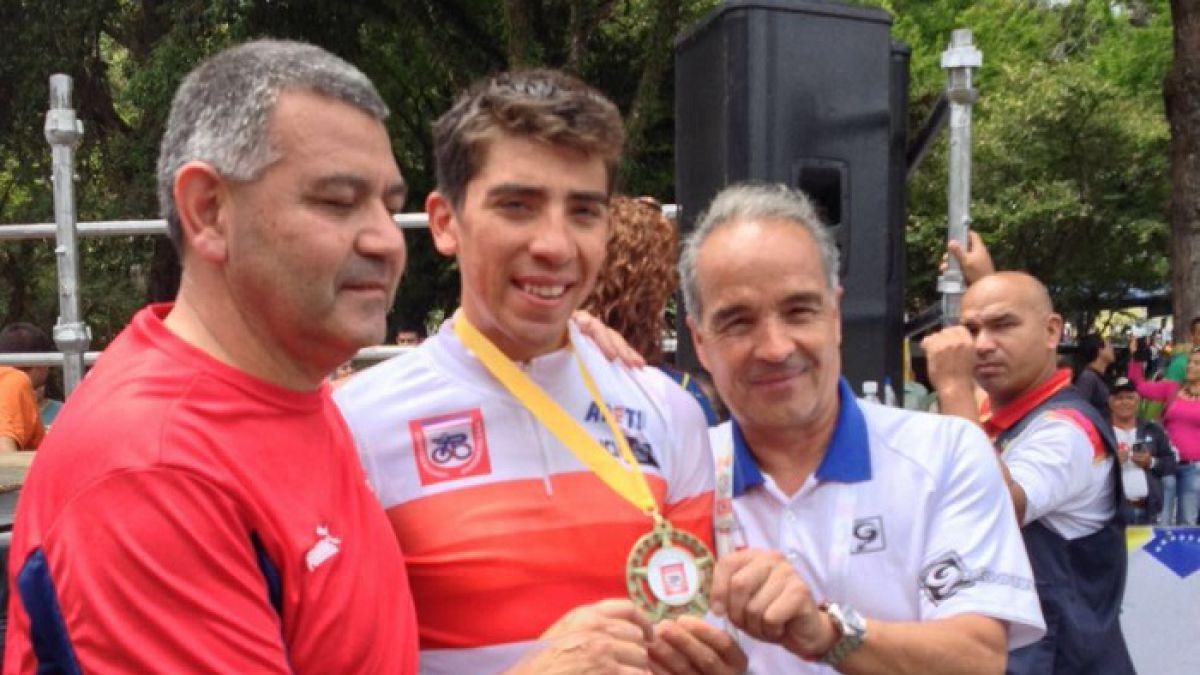 """""""Puma"""" Rodríguez tras ganar oro en Panamericano de Táchira: """"Quiero brillar en los Juegos"""""""