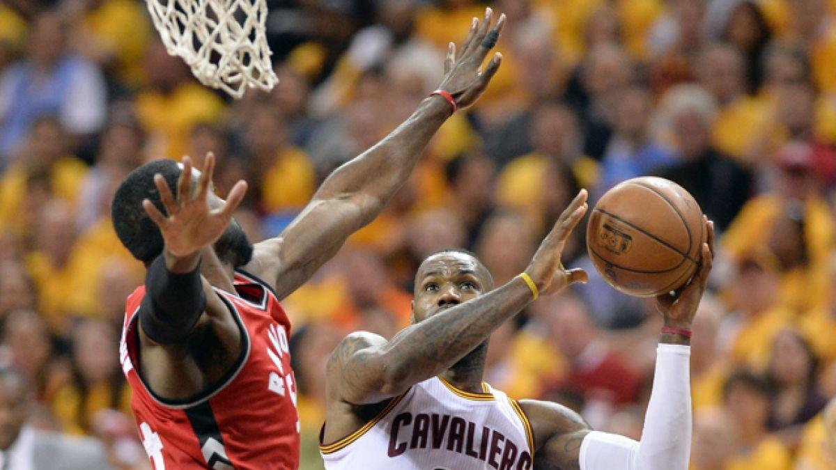 Cleveland Cavaliers amplía su ventaja sobre Toronto Raptors en la final del Este