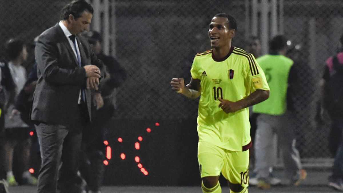 Rómulo Otero integra nómina definitiva de Venezuela para la Copa América Centenario