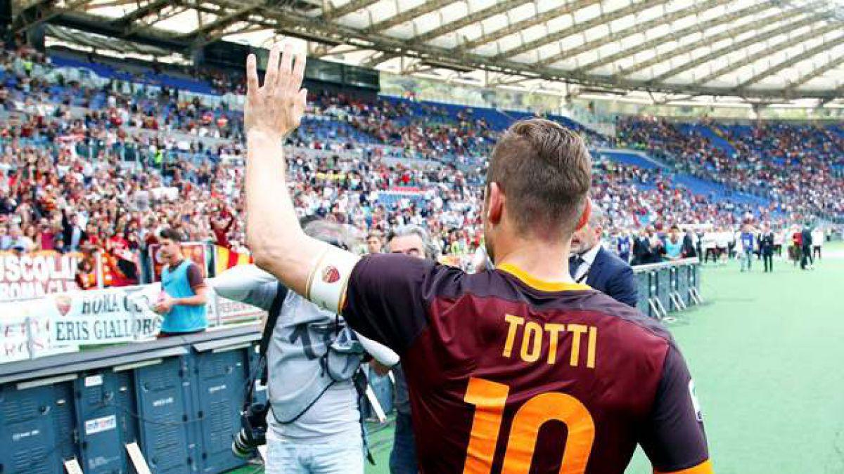 Se extiende la leyenda: Directiva de la Roma anuncia la continuidad de Francesco Totti