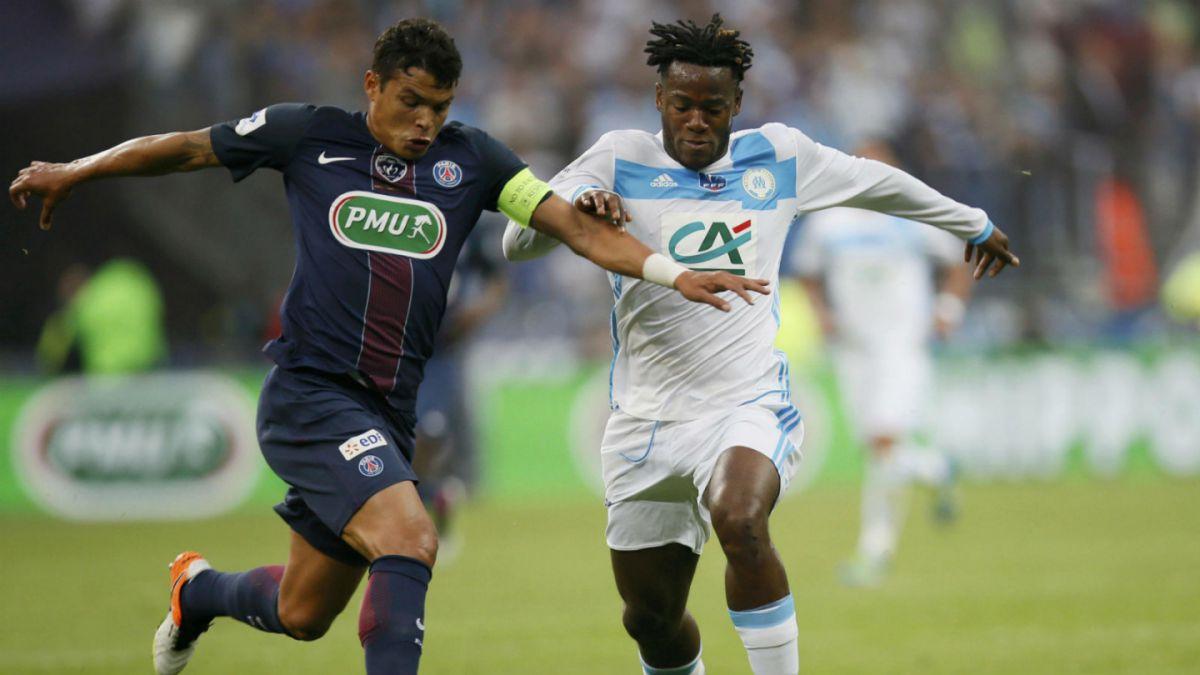 [GOL A GOL] Mauricio Isla y el Marsella pierden la Copa de Francia a manos del PSG