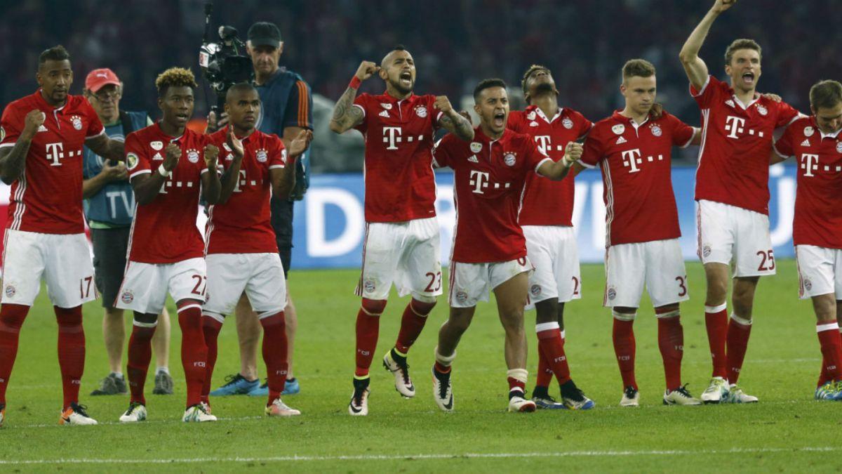 Arturo Vidal suma un nuevo título con el Bayern tras adjudicarse la Copa de Alemania