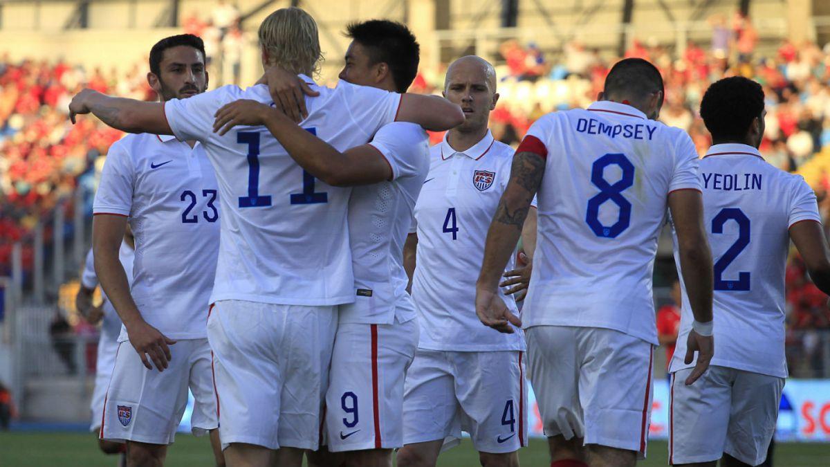 Estados Unidos confirma a sus 23 elegidos para la Copa América Centenario