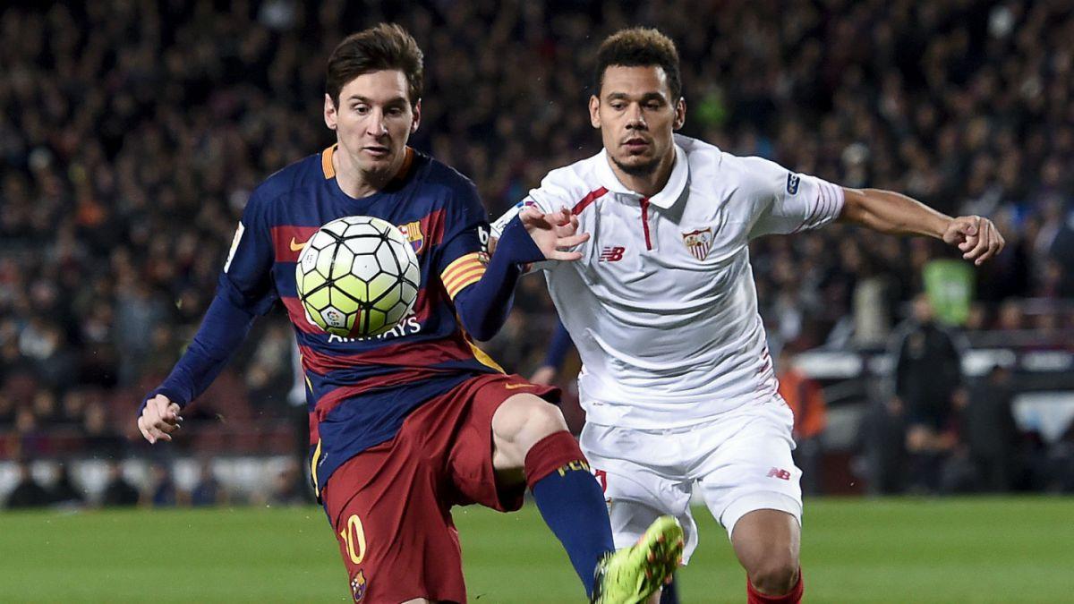Barcelona y Sevilla se enfrentan por el título de la Copa del Rey en Madrid