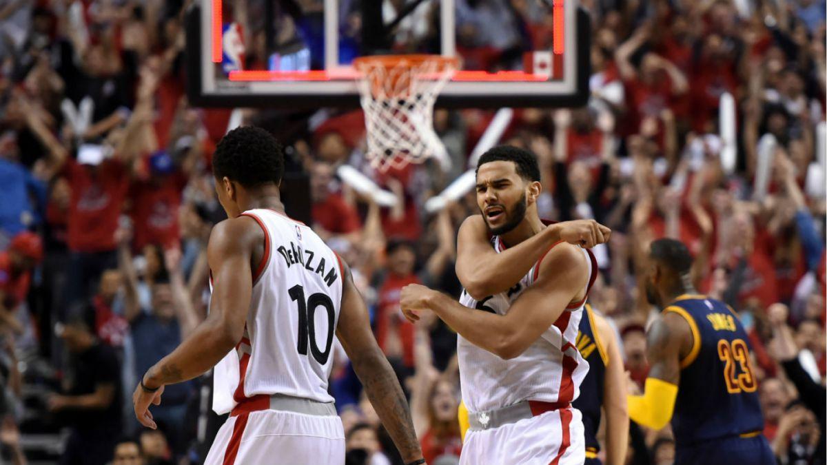 NBA: Toronto vence a Cleveland y acorta distancia en la final de la Conferencia Este