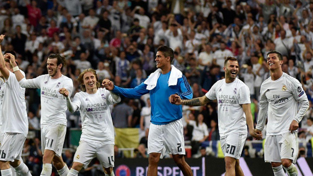 Alarma en Real Madrid por lesión de jugador titular a una semana de final de Champions