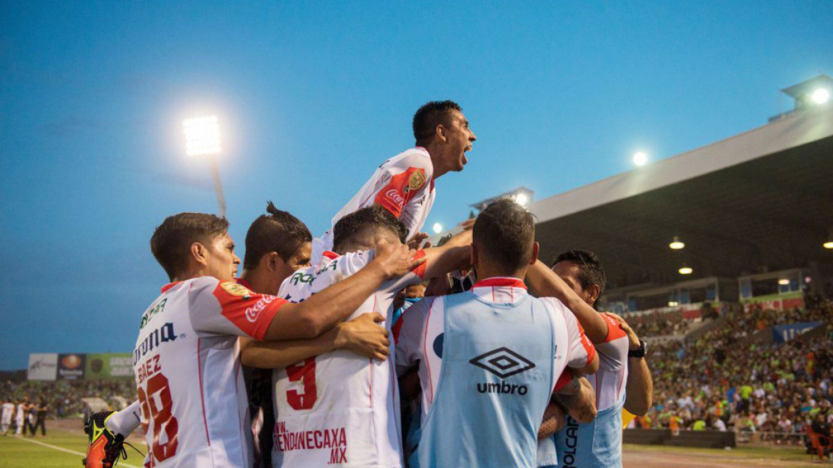 Jugadores chilenos fueron clave en ascenso del Necaxa en México