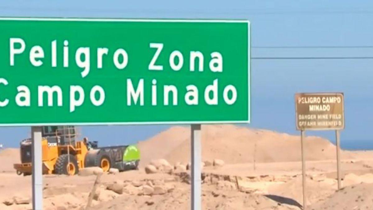 Ciudadano dominicano resulta herido tras pisar mina antipersonal en la frontera