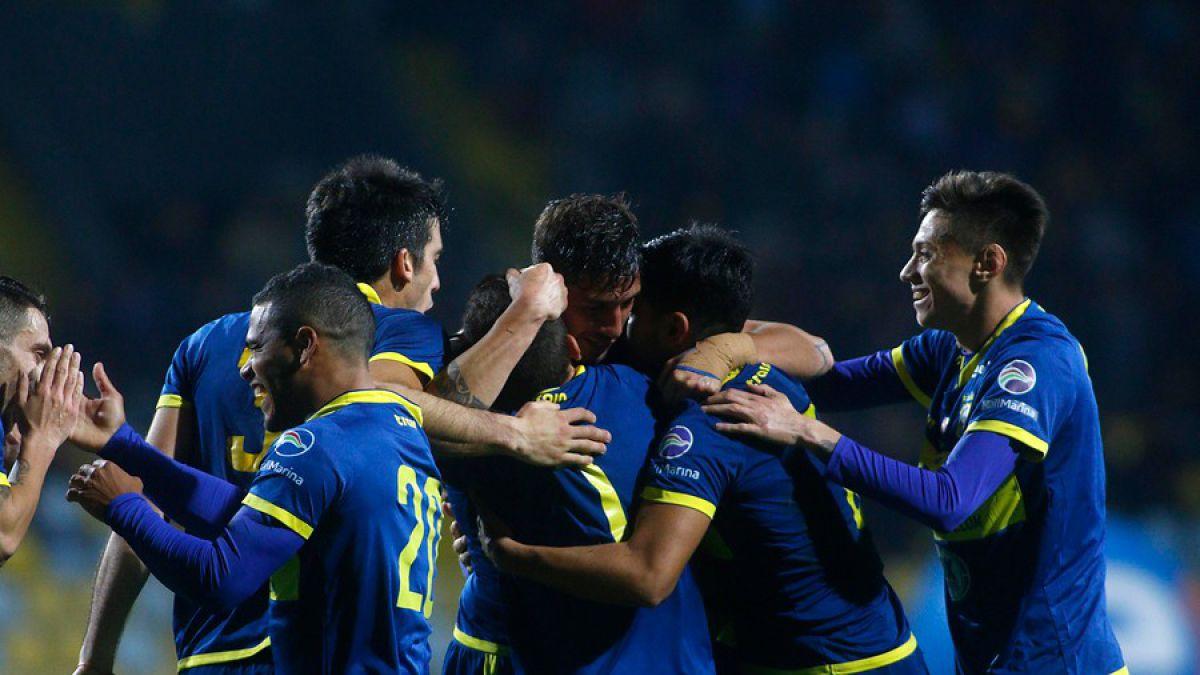 Everton sube a Primera División pese a derrota ante Puerto Montt