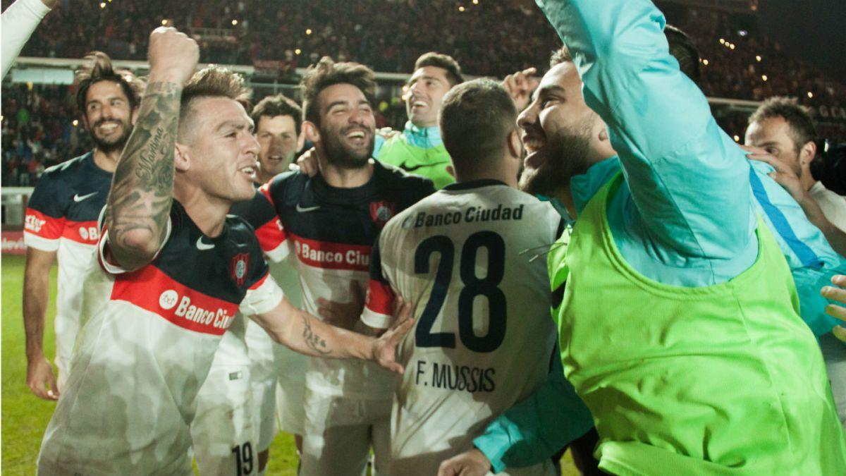 San Lorenzo será el rival de Lanús en la final de la Primera División de Argentina