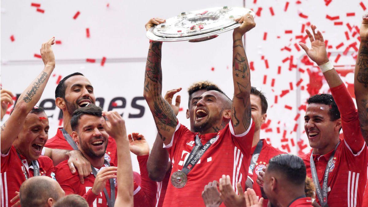 Estos son los campeones de liga y copa en el fútbol europeo