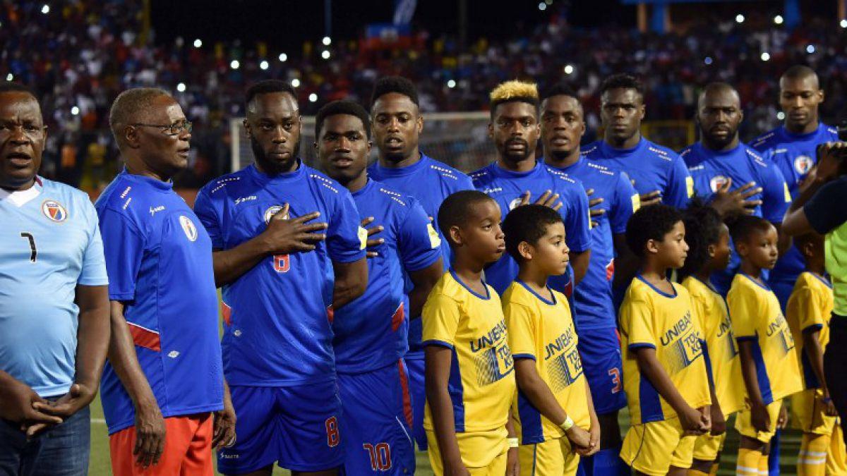 Haití ya tiene su nómina definitiva para su participación en Copa América Centenario