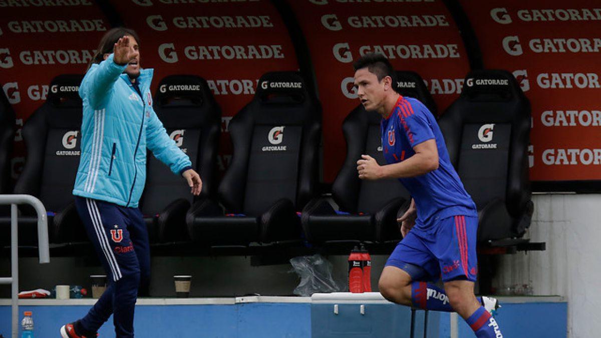 Primera baja azul: Gustavo Canales no sigue en Universidad de Chile