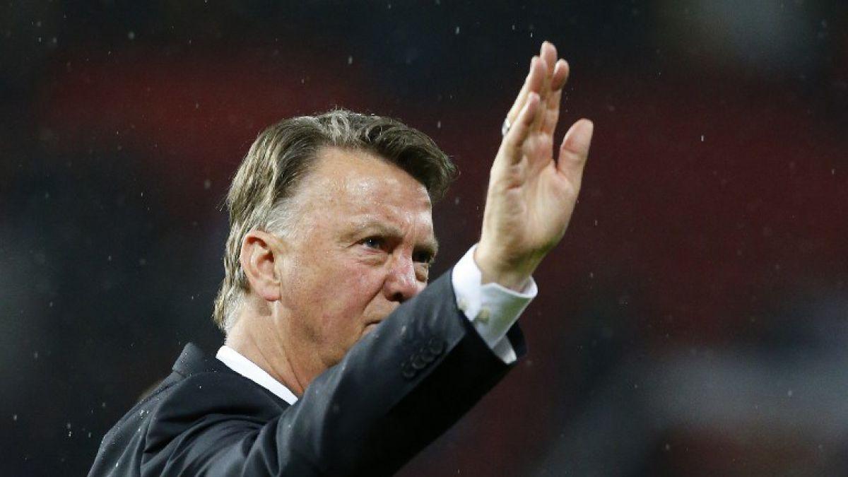 Louis van Gaal es cesado como técnico del Manchester United
