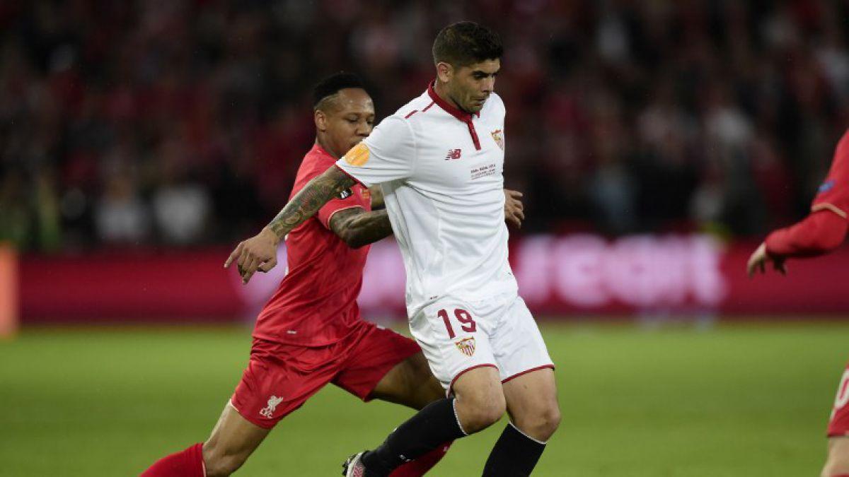 Banega confirma partida del Sevilla y todo apunta a que fichará en el Inter de Medel
