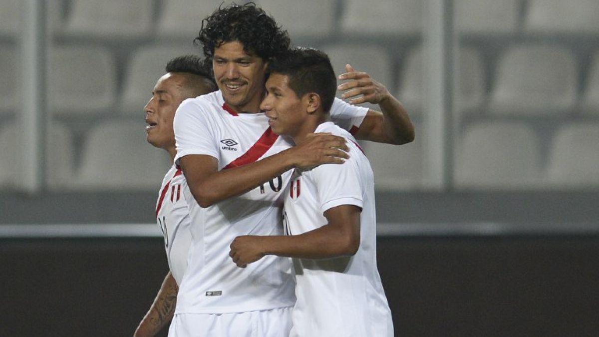 Perú golea a Trinidad y Tobago en amistoso de preparación para la Copa América Centenario